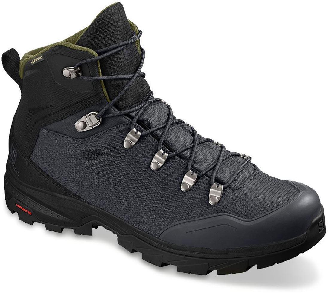 Salomon Outback 500 GTX Men's Boot Black Grape Leaf