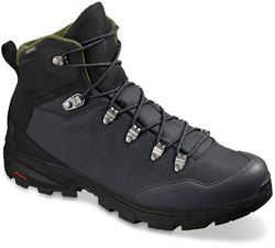 Salomon Outback 500 GTX Men's Boot Black Grape Leaf