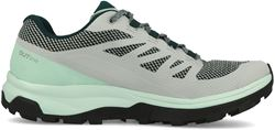 Salomon Outline GTX Wmn's Shoe Pearl Blue Icy Morn Reflecting Pond