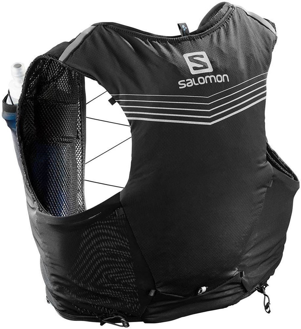 Salomon Advanced Skin 5 Set Black