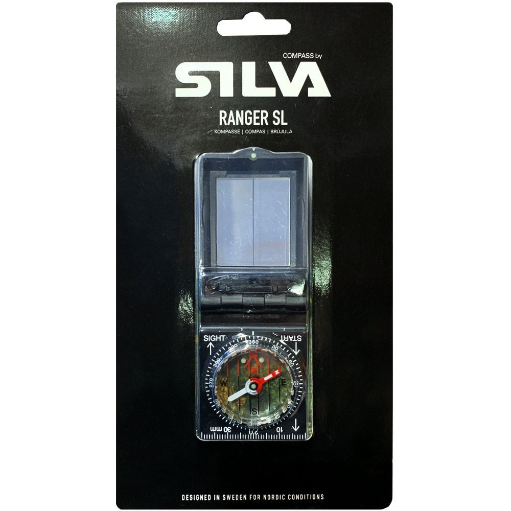 Silva Ranger SL Sighting Compass - Packaging