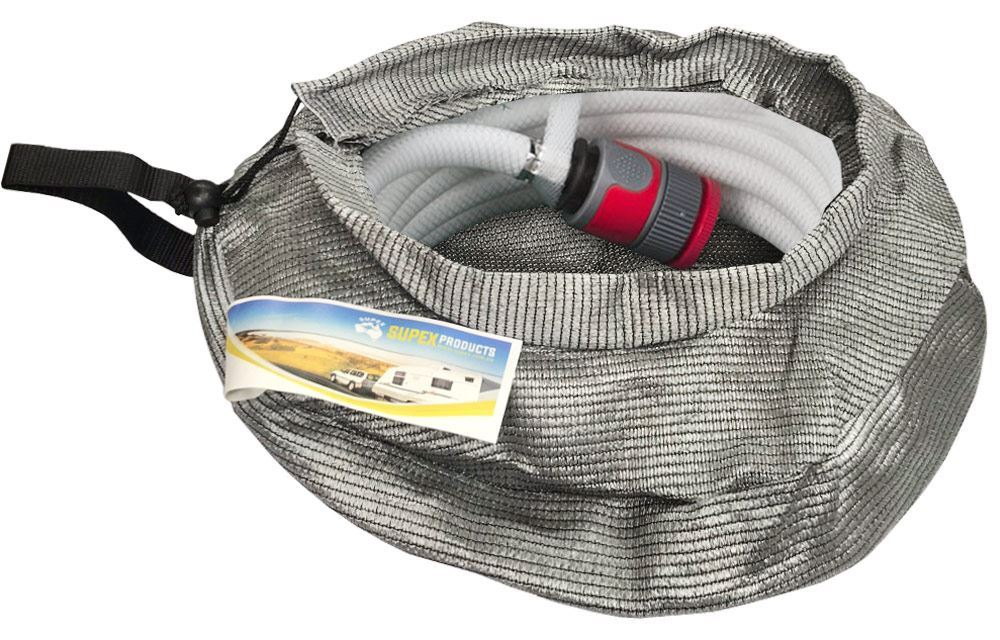 Supex Small Hose Bag - Hose inside bag