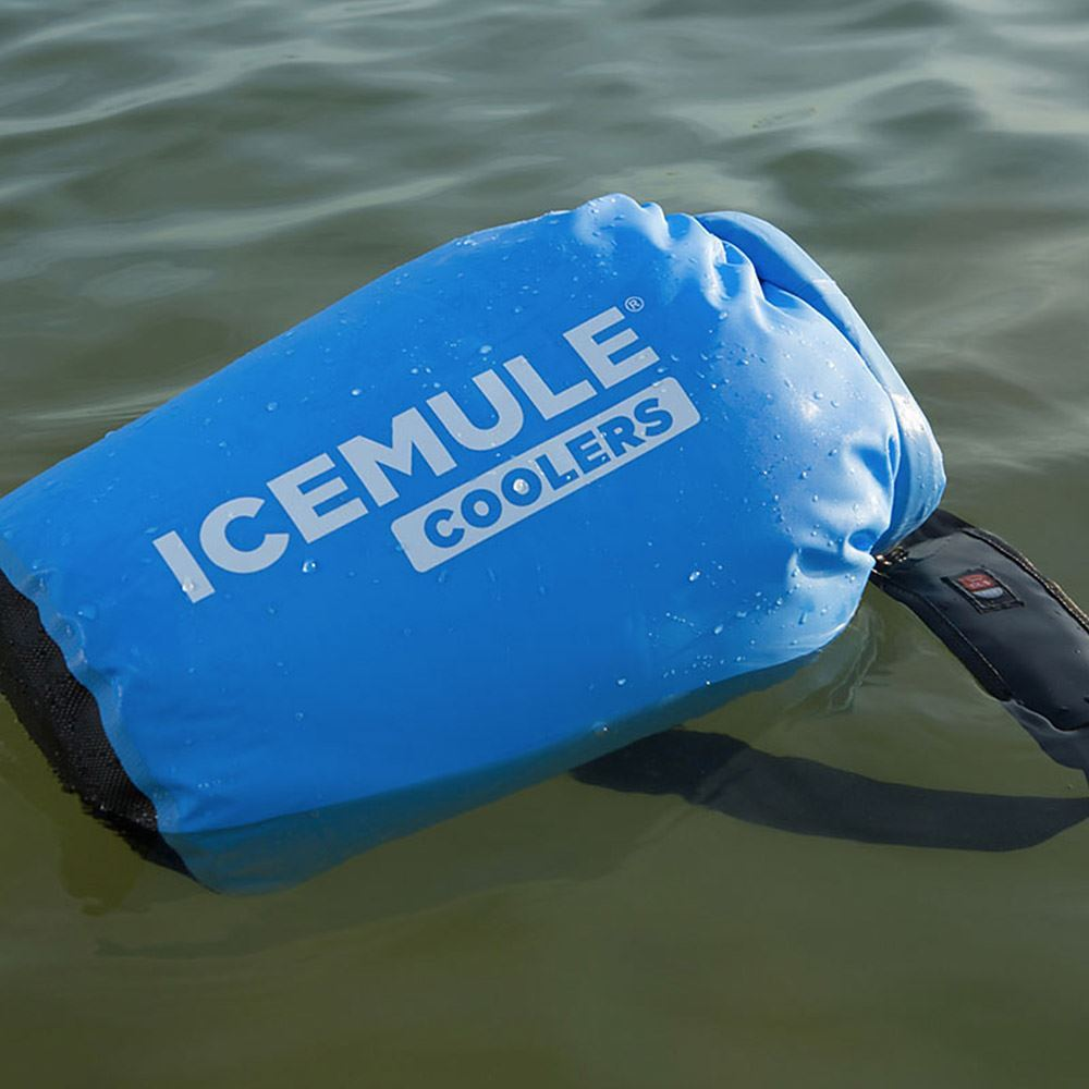 Ice Mule Soft Cooler Bag Floating