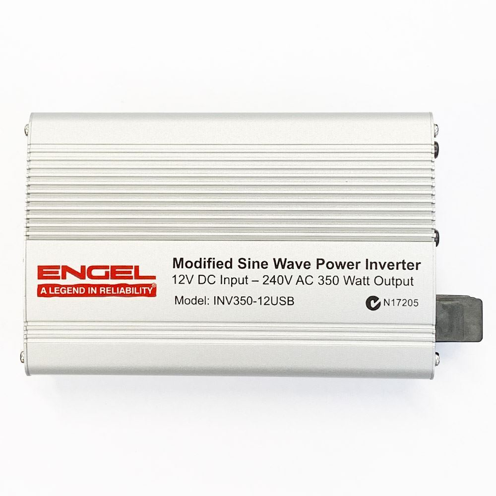 Engel Inverter 12V DC to 240V AC 350W