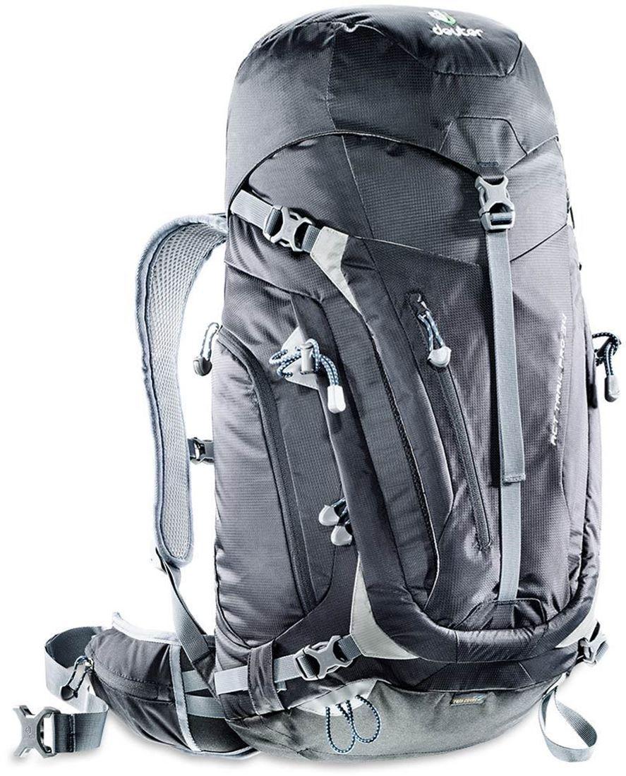 e0fd048fd52e Act Trail Pro 34 Backpack Black