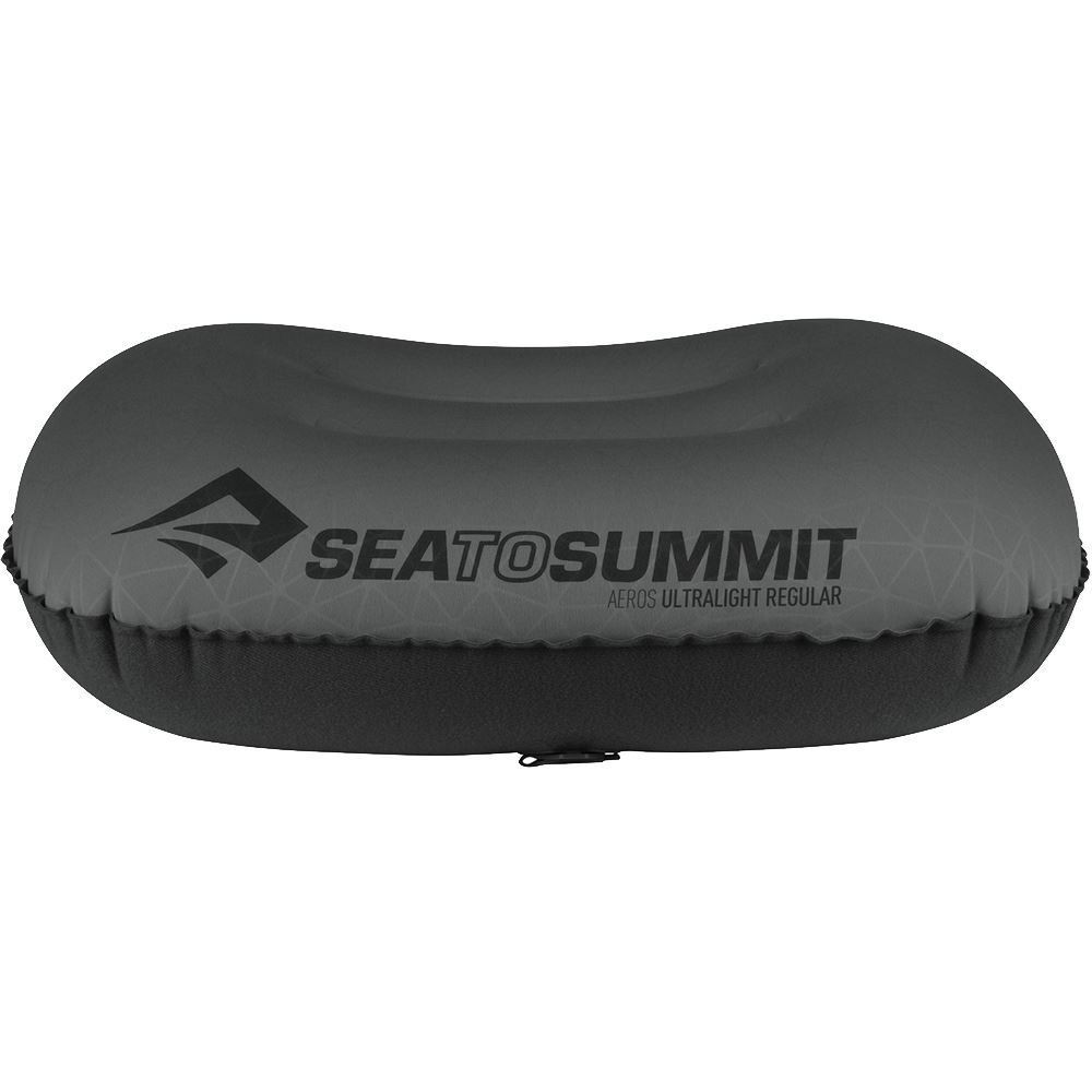 Sea to Summit Aeros Ultralight Pillow Regular Easily secured to any Sea to Summit sleeping mat through the Pillow Lock System