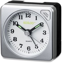 Korjo Alarm Clock Analgoue - Front view