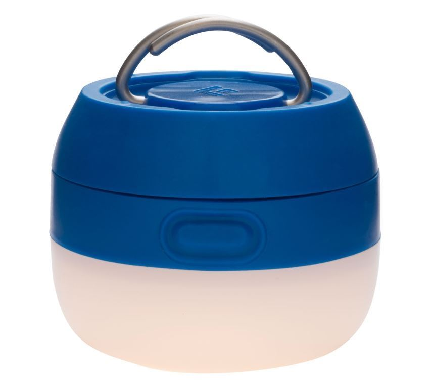 Black Diamond Moji Lantern - Blue