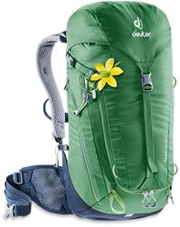 Deuter Trail 20 SL Daypack Leaf Navy proves to be the perfect companion on challenging hikes