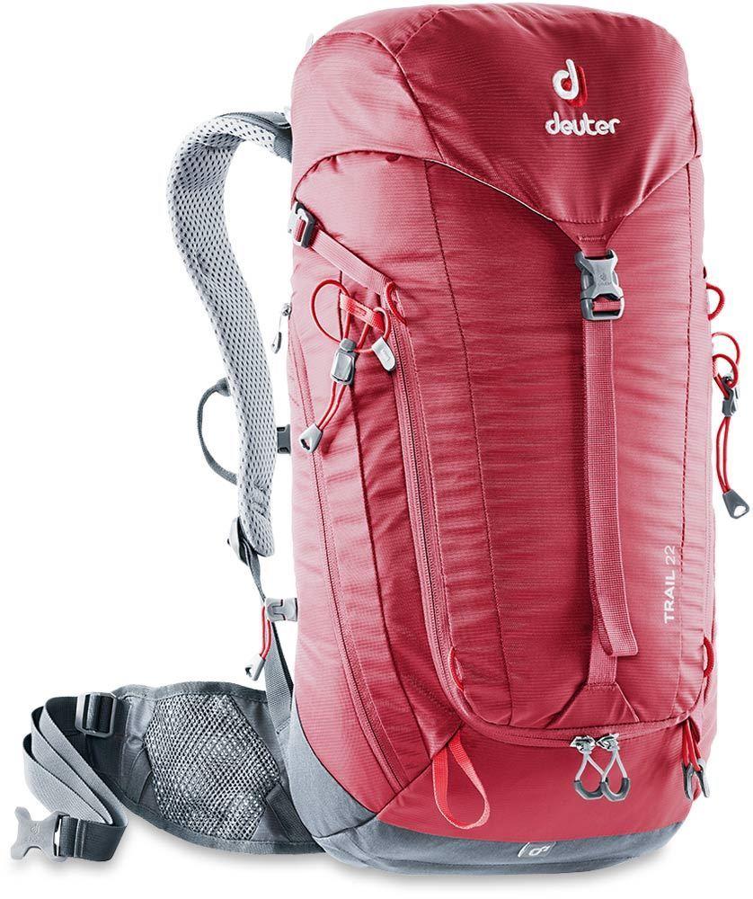 Deuter Trail 22 Daypack Cranberry Graphite