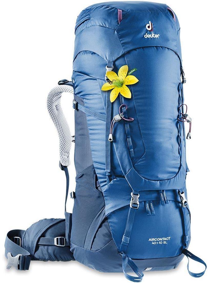 Deuter Aircontact 40+10 SL Backpack Steel Midnight