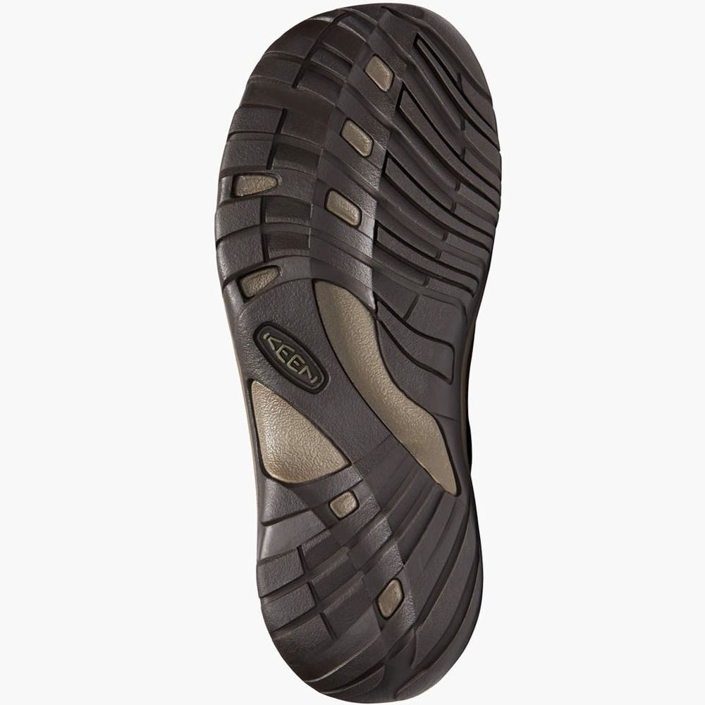 Keen Austin Casual WP Men's Shoe Non-marking rubber outsole leaves no trace