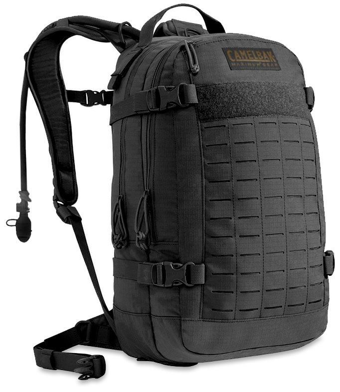 Camelbak HAWG Military Hydration Pack Black