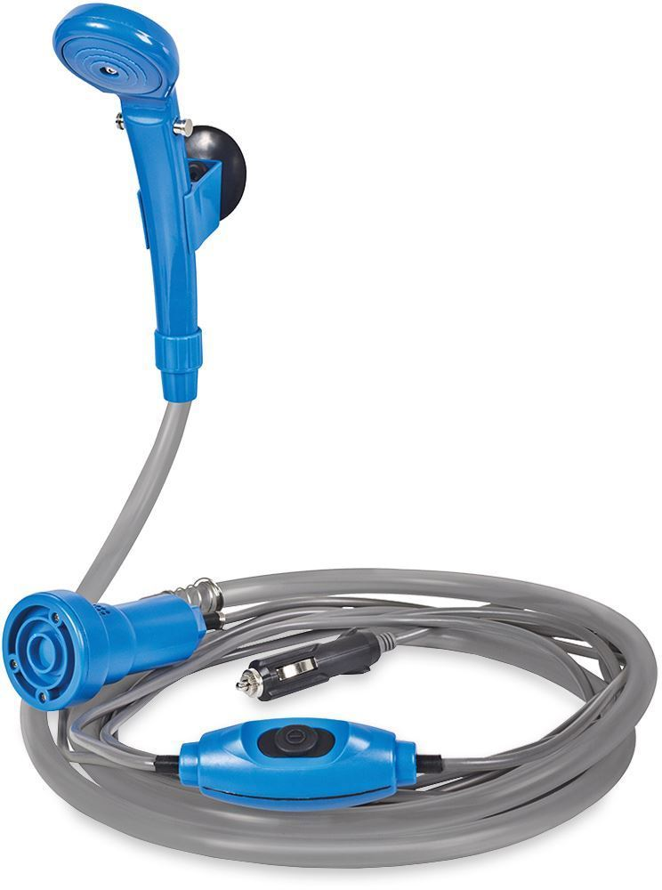Companion 12V Shower - Blue