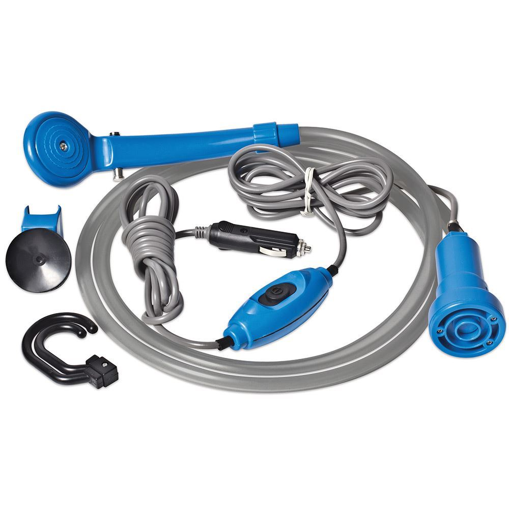 Companion 12V Shower Blue - Shower pieces