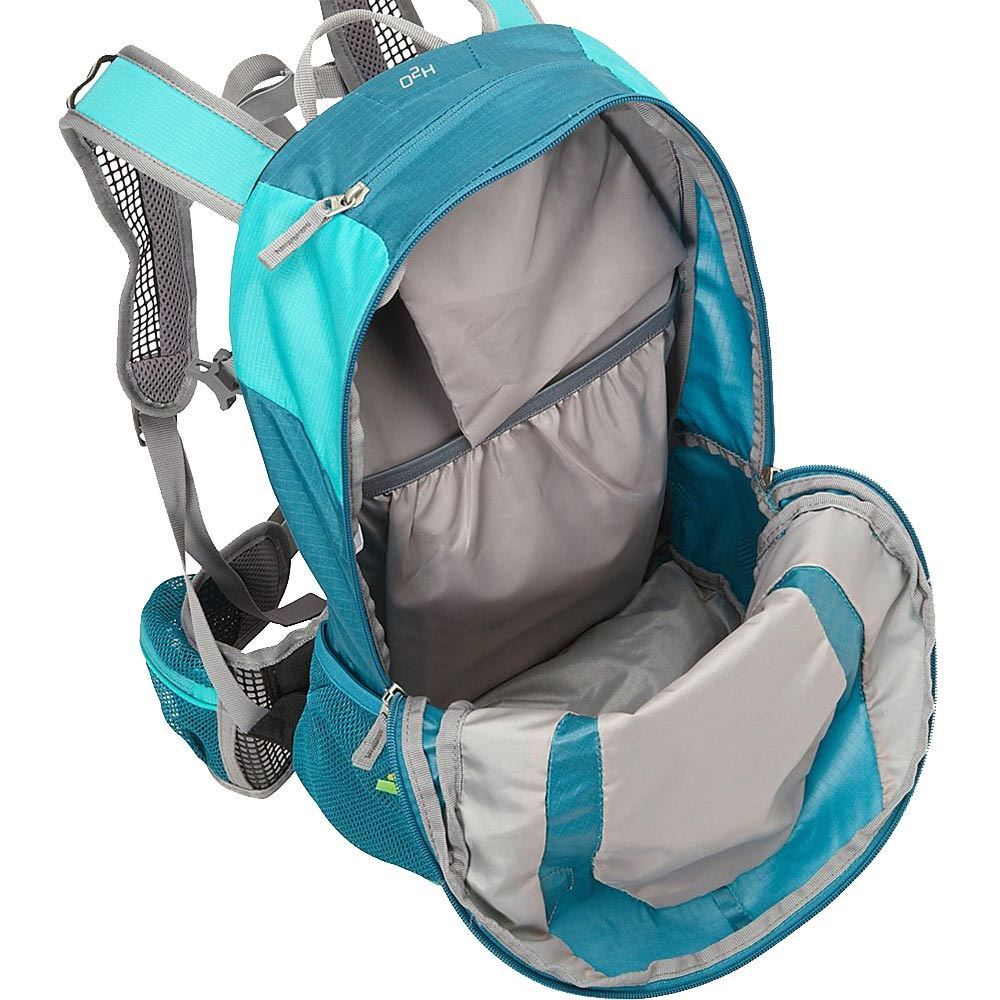 Deuter Airlite 20 SL Daypack Petrol/ Mint - Inside main compartment