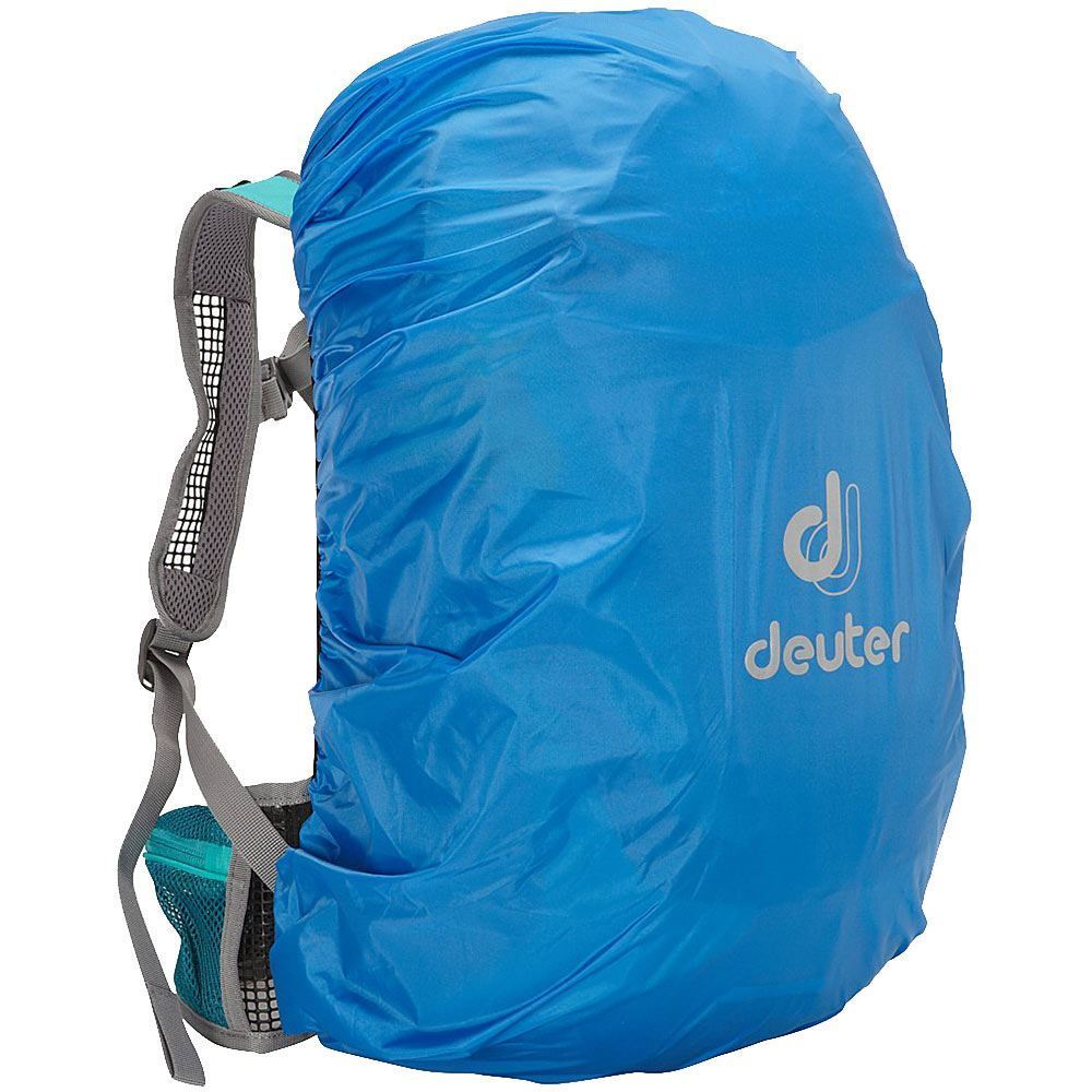 Deuter Airlite 20 SL Daypack Petrol/ Mint - Raincover covering pack