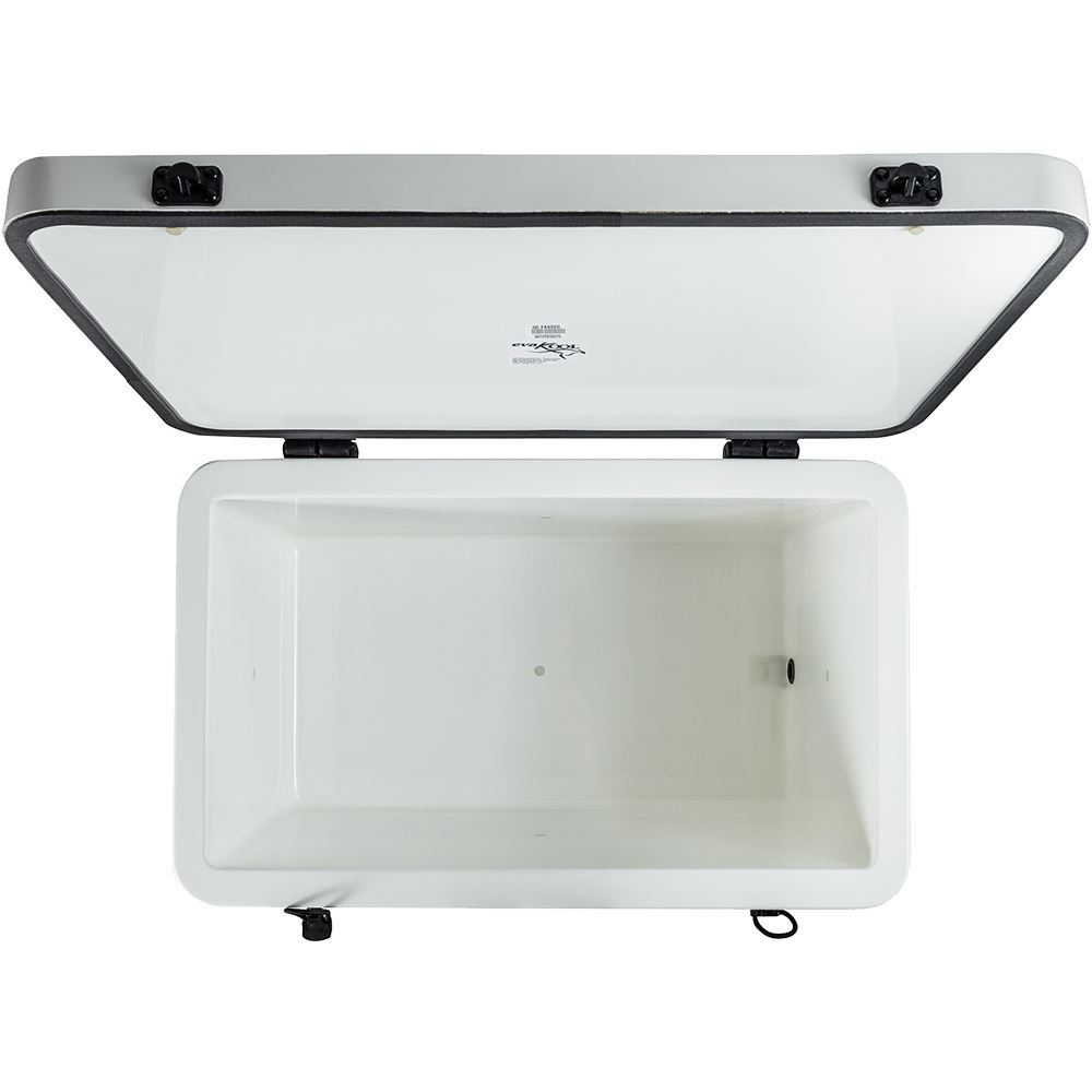 Evakool TIB120 Icebox Round - Inside main compartment