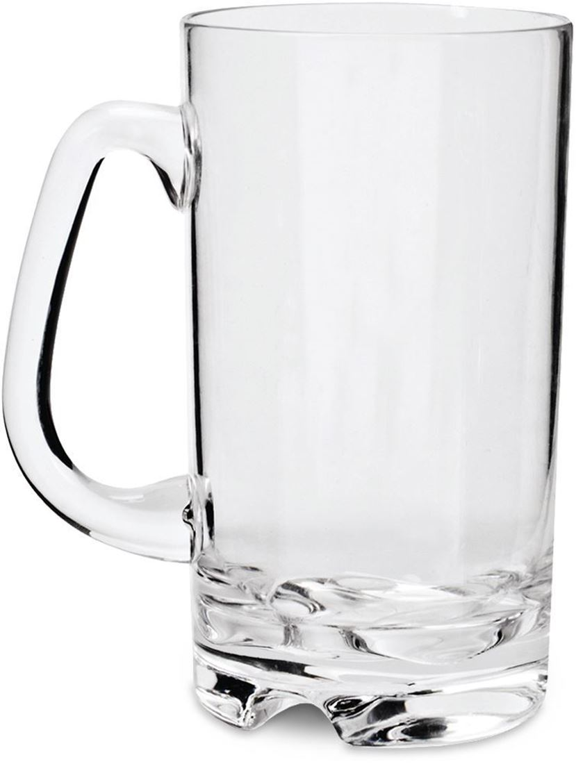 Everclear Tritan Beer Mug
