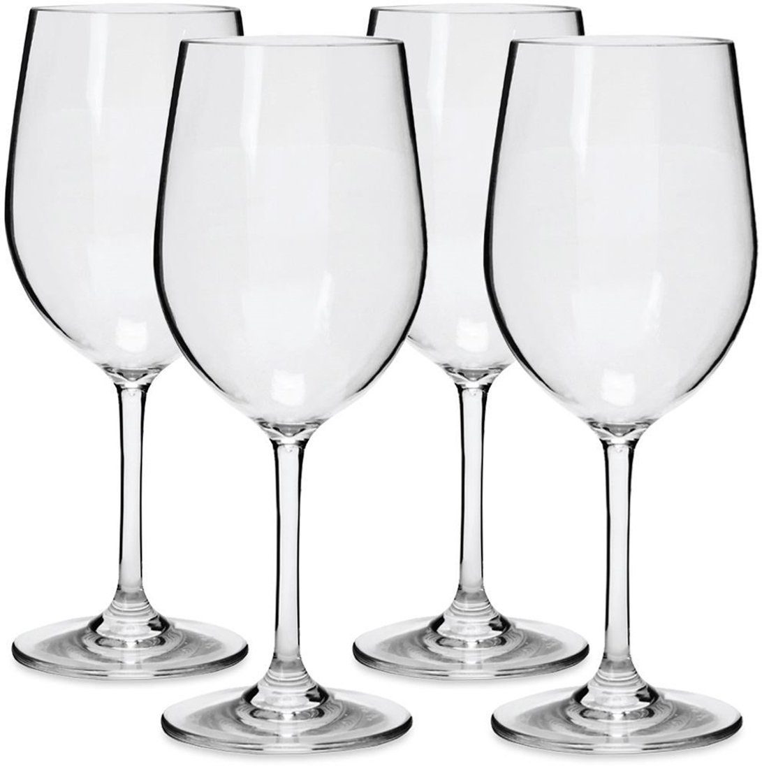 Primus Tritan 4Pk Unbreakable Wine Glasses