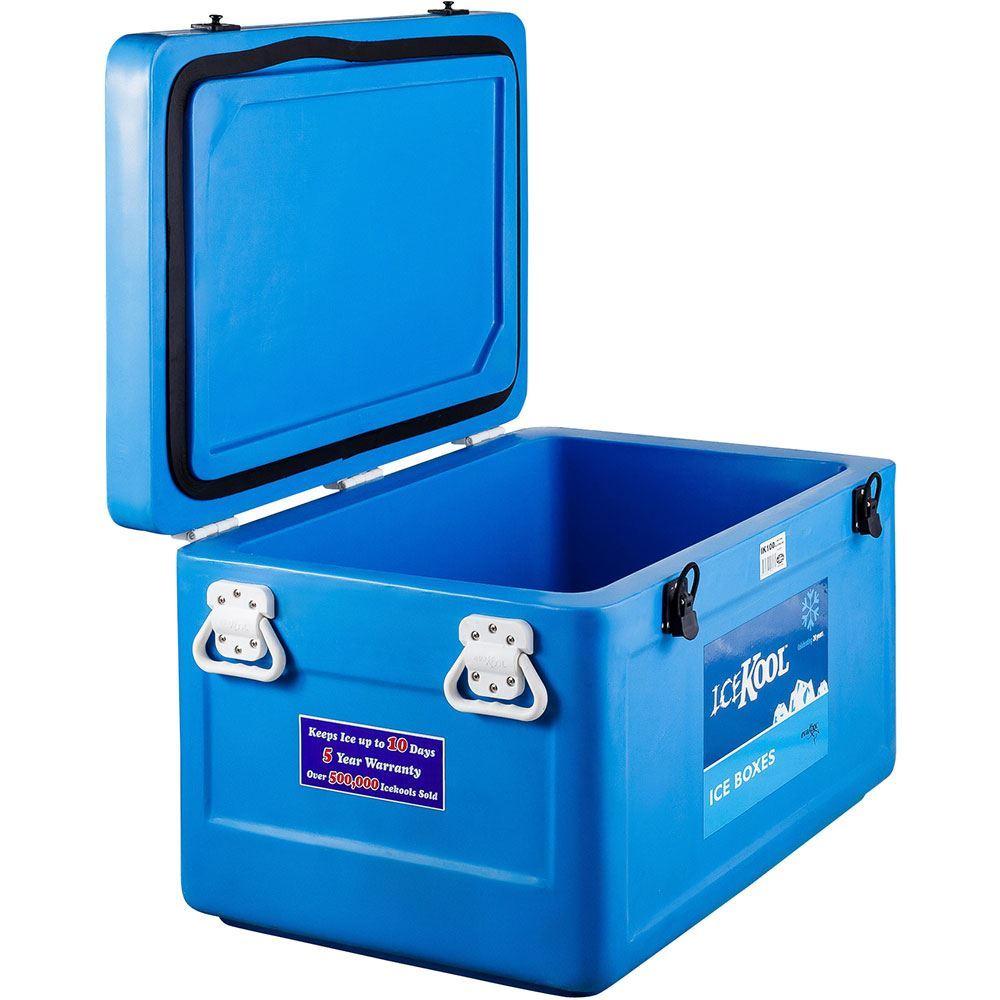 Evakool Icebox 100 Litre - Lid open
