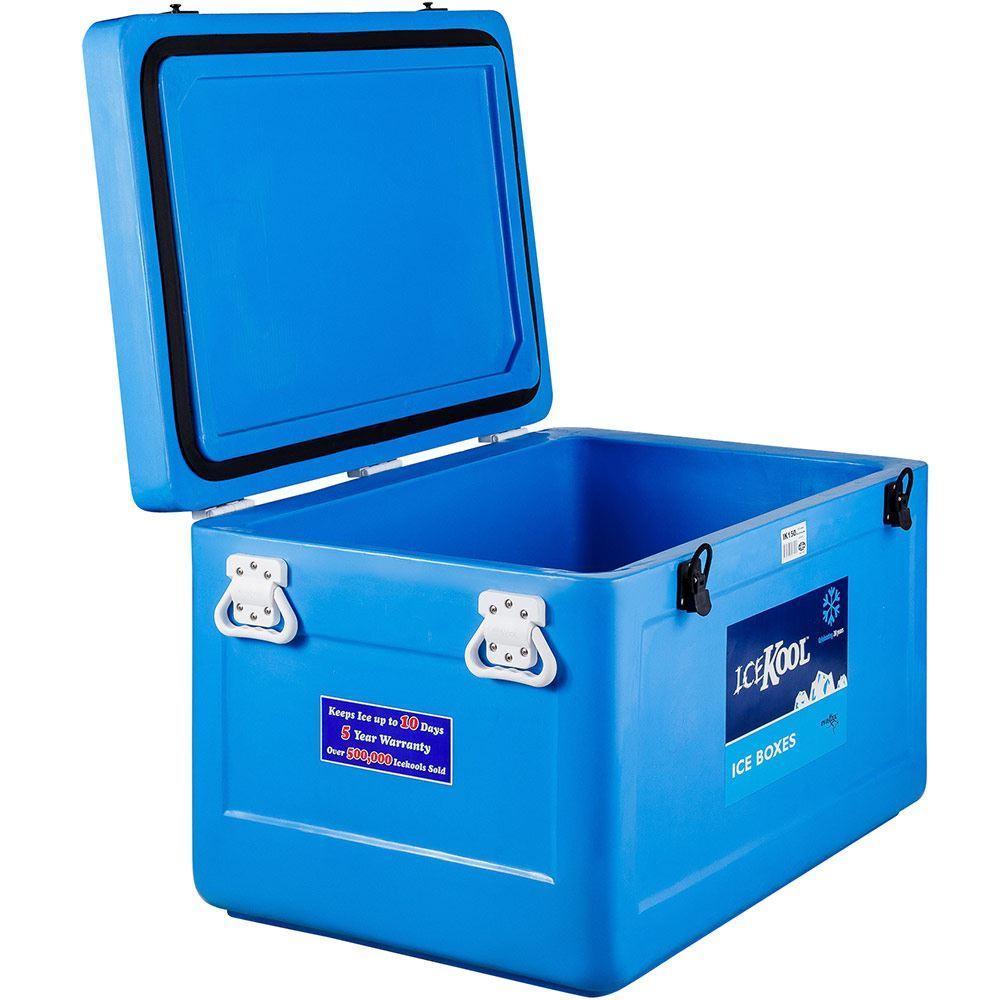 Evakool IceKool Icebox 150 Litre - Lid open