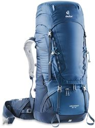 Deuter Aircontact 55+10 Rucksack Midnight Navy
