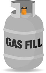 Picture of Elgas Gas Cylinder Refill 1.25 kg