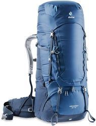 Deuter Aircontact 65+10 Rucksack Midnight Navy
