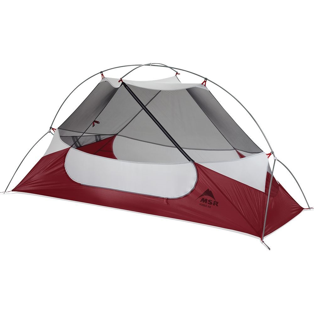 MSR Hubba NX Solo Backpacking Tent