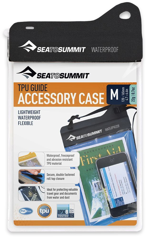 Sea to Summit TPU Guide Accessory Case Medium