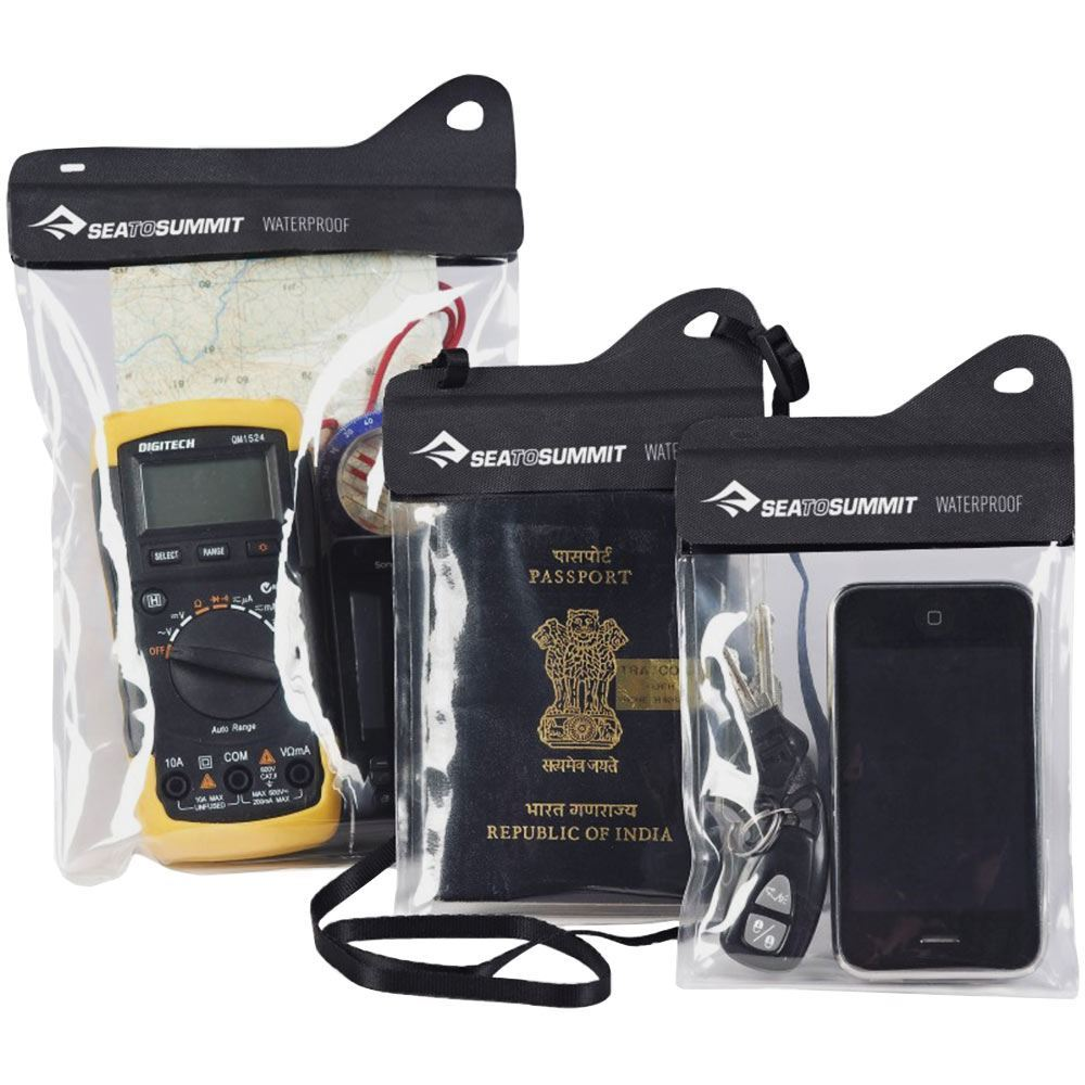 Sea to Summit TPU Guide Accessory Cases - All 3 sizes