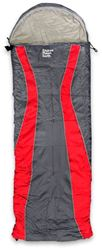 Explore Planet Earth Buckley Sleeping Bag (0°C) Red