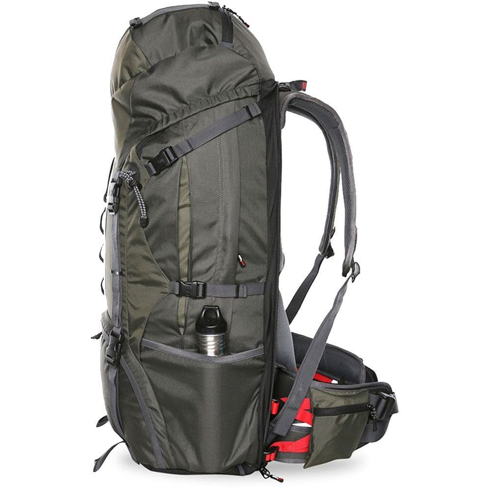 Black Wolf Nomad 80 Travel Trek Hybrid Pack
