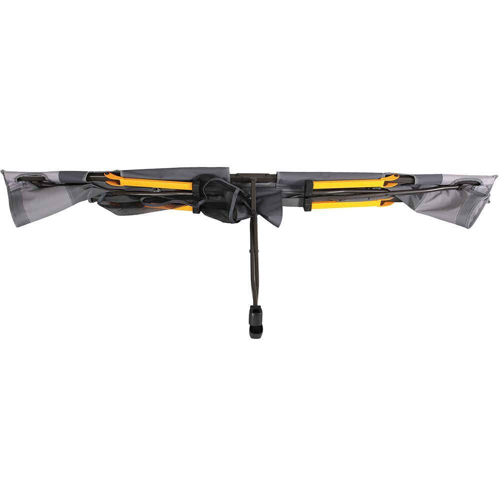 Oztrail Easy Fold Low Rise Single Stretcher
