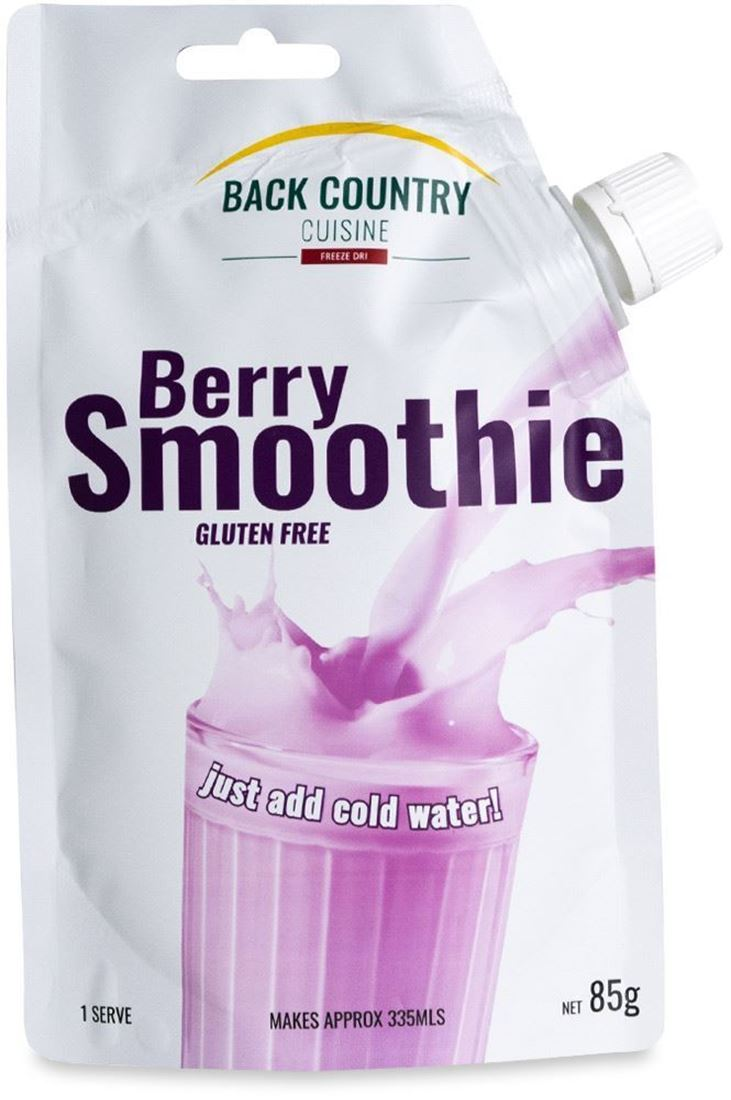 Back Country Cuisine Berry Smoothie GF