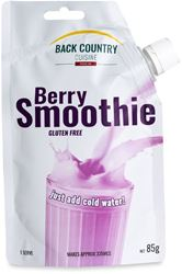 Back Country Cuisine Berry Smoothie GF - Front of packaging
