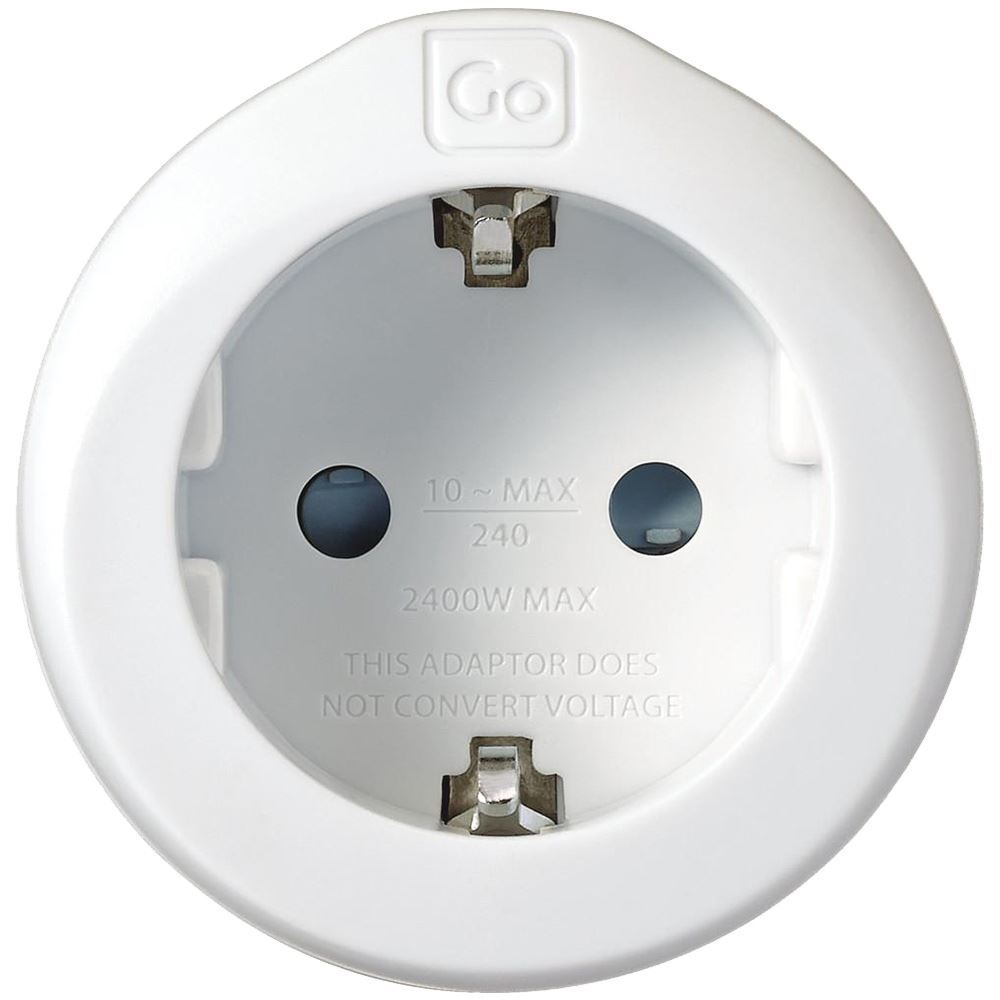 Go Travel European Travellers to Australia & China Adaptor