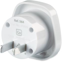 Go Travel Australia/China - Japan/US Adaptor