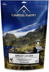 Campers Pantry Apricot Chicken Freeze Dried Meal