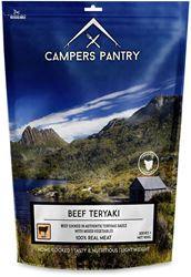 Campers Pantry Beef Teryaki Freeze Dried Meal