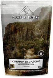Campers Pantry Cinnamon Rice Pudding Freeze Dried Meal
