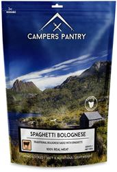 Campers Pantry Spaghetti Bolognese Freeze Dried Meal