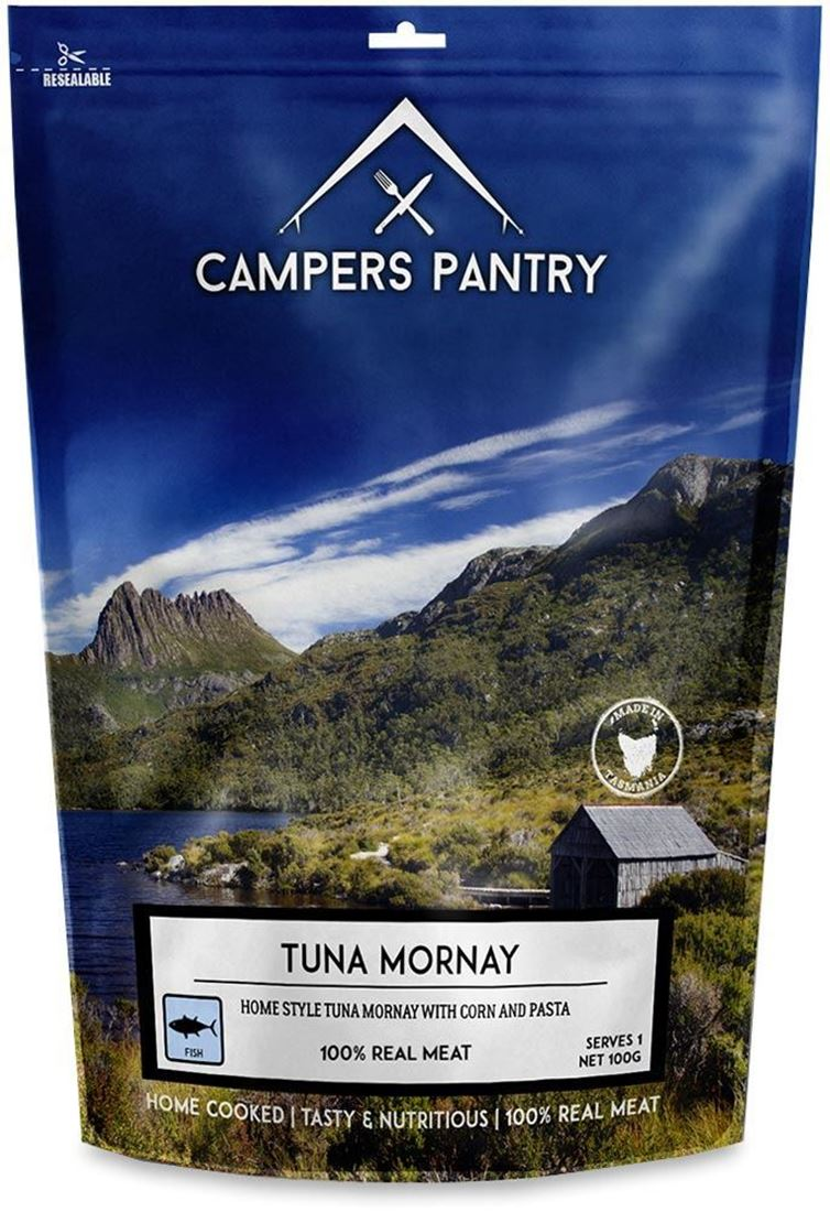 Campers Pantry Tuna Mornay Freeze Dried Meal