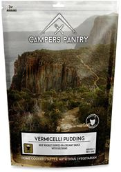 Campers Pantry Vermicelli Pudding Freeze Dried Meal