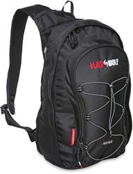 Black Wolf GoGo 12L Day Pack - Black