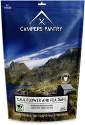 Campers Pantry Cauliflower Pea Dahl
