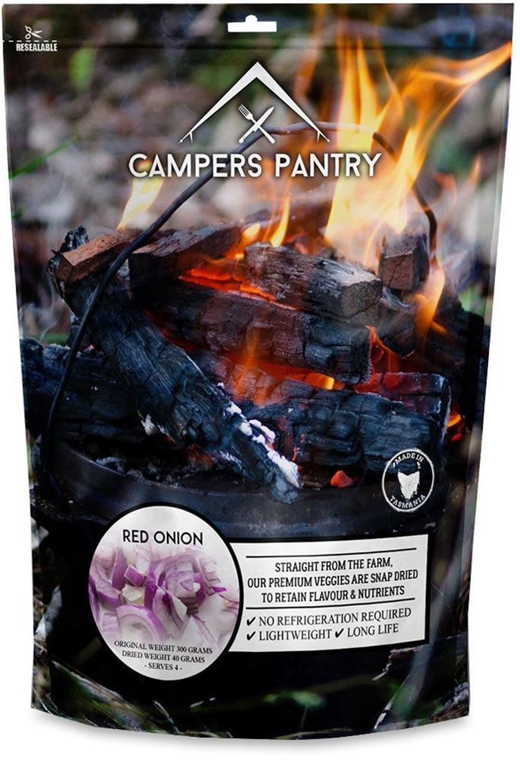 Campers Pantry Red Onion