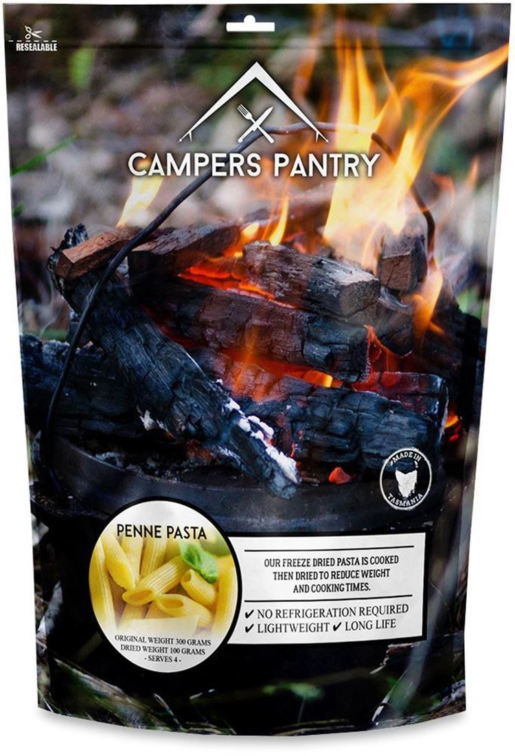 Campers Pantry Penne Pasta