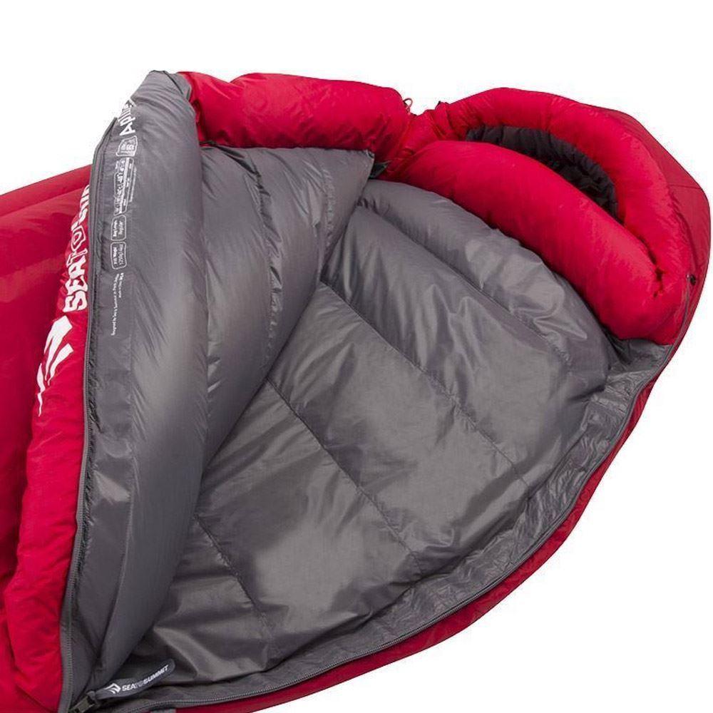 Sea to Summit Alpine ApIII Sleeping Bag RDS 850+ Loft Premium Goose ULTRA-DRY Down™